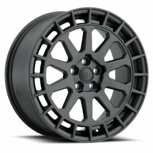 Black Rhino Boxer 17x8 5 5x120 12mm Gunblack 4 Wheels Free Lug Nuts