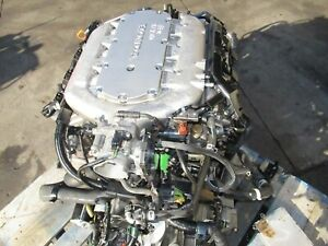 04 06 Acura Tl 3 2l Engine Transmission Mrda 03 07 Honda Accord 3 0l Engine Vtec