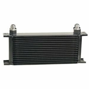 Derale 51608 Hp Stacked Plate Oil Cooler Kit