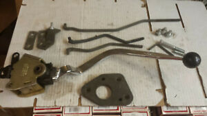 Hurst Indy 4 Speed Shifter And Linkage 66 72 Ford Fairlane Torino 66 67 Falcon