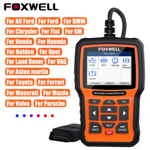 For Bmw Porshe Benz All System Diagnostic Scanner Tool Abs Srs Obd2 Code Reader