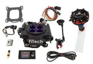 Fitech Fuel Injection 30008k3 Meanstreet Efi Throttle Body System Master Kit 800