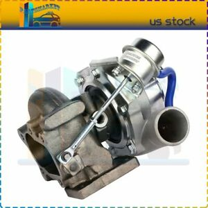 Turbocharger For All 1 8l 3 0l Engine 400bhp Ca18det T25 Flange Water oil Cooled