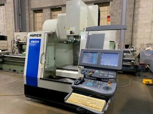 Hurco Vmx 24 Cnc Vertical Mill 24 X 20 Cnc Machining Center