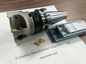 3 90 Degree Indexable Face Shell Mill Bt40 20 Extra Tpg322 Inerts 506 fmt 3