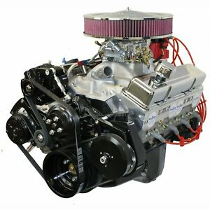 Blueprint Engines Bp38313ctcdk Small Block Chevy 383 Ci Drop in ready Engine