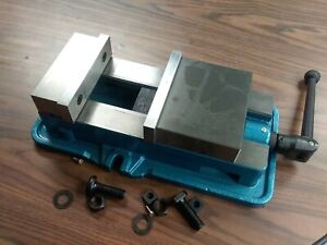 6 Ang down lock Milling Machine Vise Without Swivel Base 850 006 new