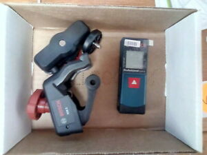 Bosch Mm 2 Flexible Mounting Device Glm 20 Compact Laser Distance Measure