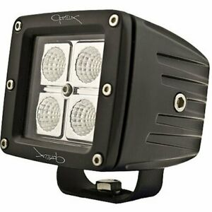 Hella H71020401 Optilux 4 led Cube Light 12w 1440 Calculated Lumens