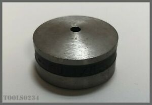 Roper Whitney No 16 Type O Die 1 8 125 Punch Sold Separately