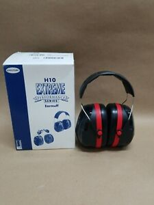 Peltor 3m Extreme Performance Ear Muff H10a Ear Muffs over The Head