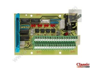 Abb Stromberg Sc86 4cmo Current Loop Interface Term Card new