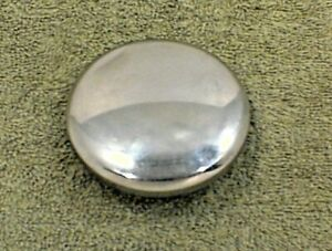 Vintage Chrome Gas Cap Fuel Tank Chevrolet Ford Dodge Plymouth Pontiac Truck