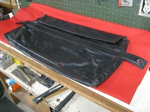 Corvette Original Survivor Side Curtain Bag 1953 1954 1955