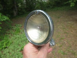 Antique Vintage Hudson Essex Terraplane Cowl Light Driving Light