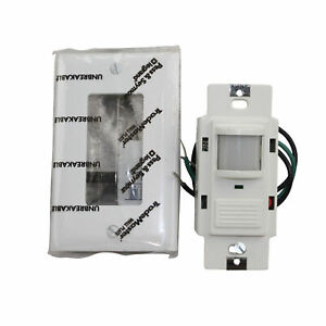 Sensor Switch Wsd vr Passive Infrared Occupancy Sensor Vandal Resistant 120 277