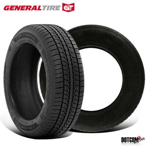 2 X New General Altimax Rt43 205 55r16 91t All Season Touring Tire