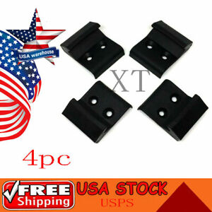 4x Tire Changer Machines Protector Parts Motorcycle Plastic Inner Jaw Clamps Usa