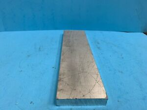 1 00 Aluminum 6061 1 000 X 2 625 X 9 750 New Solid Plate Stock