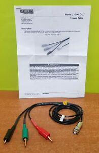 Keithley 237 alg 2 Low Noise Triaxial Cable