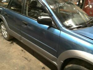 Passenger Front Door Electric Outback Fits 05 09 Legacy 526465