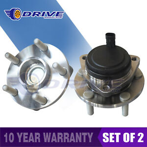 Pair 2 Front For 08 09 Pontiac G8 Left Or Right Wheel Hub Bearing Assembly 5lug