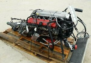 05 Ram Srt 10 Viper 8 3l V10 139k Engine Pullout 48re Auto Transmission Motor