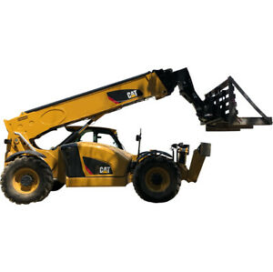 2015 Cat Tl642c Telescopic Forklift