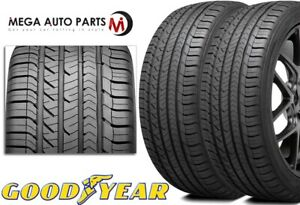 2 Goodyear Eagle Sport All Season 225 55r16 95v Performance 50k Mile M S Tires