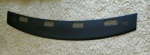 02 05 Dodge Ram Abs Defrost Dash Cover Cap Overlay Black Oem Replacement