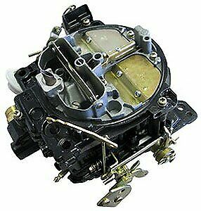 Jet Performance 33002 Quadrajet Marine Carburetor