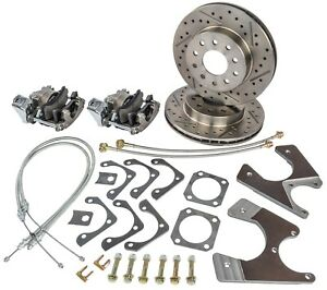 Jegs 630615 Gm Rear Disc Brake Conversion Kit