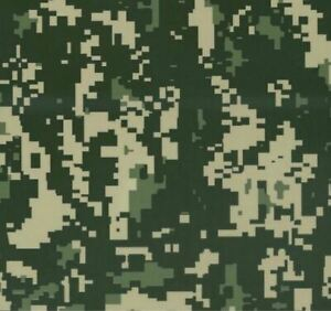 Hydrographic Film Water Transfer Printing Film Hydro Digital Camo 19 X 108