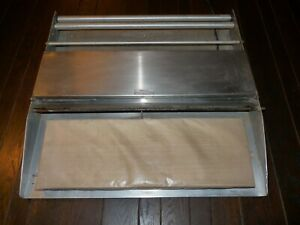 Heat Seal 600a 30 Sandwich Food Wrapping Sealing Machine Subs Meat Nsf