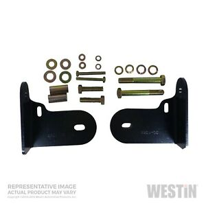 Westin 30 1375 Safari Bull Bar Mount Kit Fits 02 09 Equinox Torrent Vue