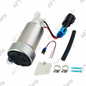 New Walbro E85 Racing High Performance 450lph Fuel Pump Install Kit F90000267