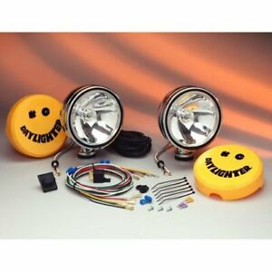 Kc Hilites 237 Daylighter 6 Round Off road Light Kit