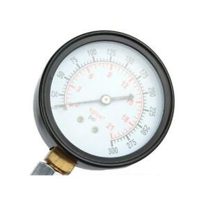 14 18mm Auto Truck Motor Engine Gasoline Compression Cylinder Gauge Tester
