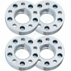 4pcs 1 5 38mm Thick 5x4 5 Wheel Spacers 1 2 X20 For 2006 2012 Jeep Liberty