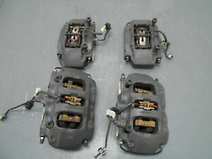 2018 17 18 19 Porsche Cayman 718 Brembo Brake Caliper Set 1396