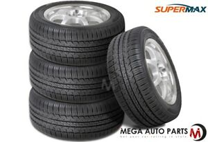 4 Supermax Tm 1 Tm1 215 55r17 94v All Season Traction Touring Performance Tires