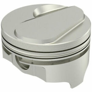 United Engine Machine Ic778 040 Big Block Chevy 454ci Forged Pistons Hollow Dome