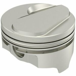 United Engine Machine Ic778 060 Big Block Chevy 454ci Forged Pistons Hollow Dome