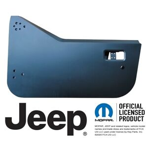 Key Parts 0480 151 Half Door Shell 1987 1995 Jeep Wrangler Yj 36 X 22 X 4 Left D