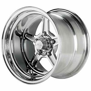 Billet Specialties Rs035126575n Street Lite Wheel Size 15 X 12 Rear Spacing