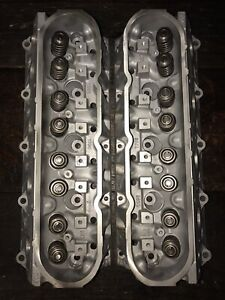 Pair Of 99 06 Chevy 5 3 4 8 706 Rebuilt Cylinder Heads