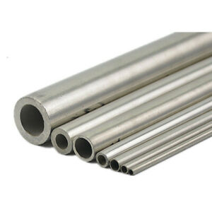 1x Titanium Grade 5 Seamless Tube Tubing Od 21mm X 15mm Id Wall 3mm Length 600mm