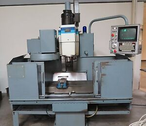 Fadal Vmc 40 Machining Center Model 904 1 Fadal Cnc 88 Control Very Clean Mill