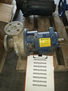 Griswold Stainless Steel Pump 1 5 X 1x6
