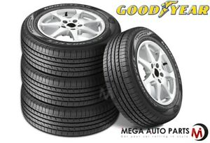 4 Goodyear Assurance Comfortred Touring 225 55r16 95h All Season 80k Mi Tires